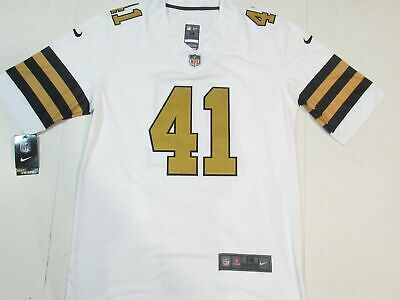 detailed look b55fe 2461c ALVIN KAMARA JERSEY #41 New Orleans Saints Nike Game Jersey ...