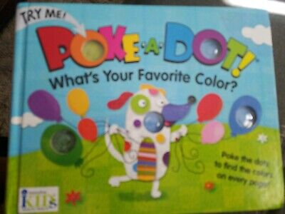 Poke-A-Dot - What's Your Favorite Color by Innovativekids