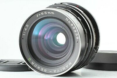 [Exc+4] Mamiya Sekor C 65mm f/4.5 Lens For RB67 Pro S SD RZ67 From Japan # 457-2