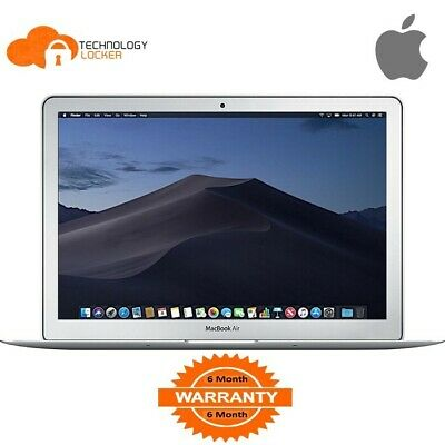 "Apple A1466 Macbook Air 13.3"" Early 2015 Intel i5 5250U @1.60GHz 8GB 256GB SSD"