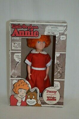 Schylling Little Orphan Annie Penny the Dancing Doll 2001 in Original box