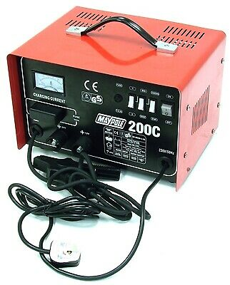 Start Charge 12 24v 20a Current 200a Max 7225 Maypole Genuine Quality Product