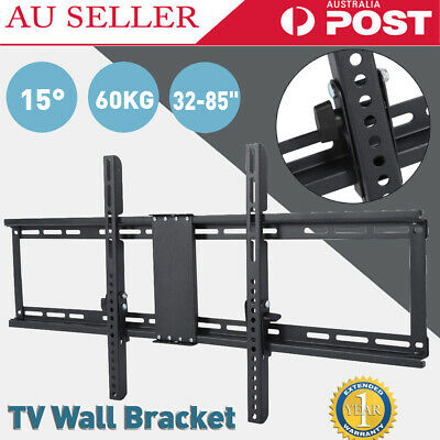 "32-85"" Universal TV Wall Mount Bracket Tilt Swivel Flat Slim Plasma LCD LED AU"