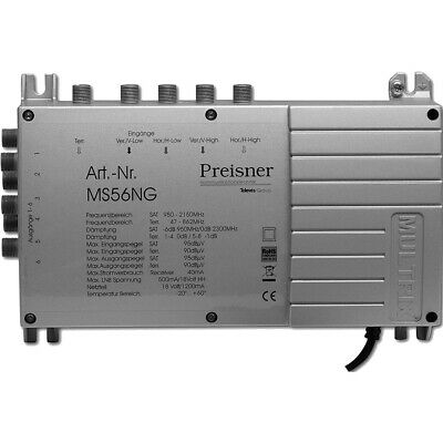 Televes MS56NG Multrix SAT-Multischalter