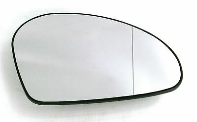 Seat Altea 2004-2010 Wing Mirror Glass O//S Drivers Side Right