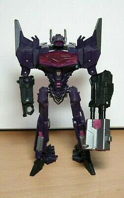 Transformers Fall Of Cybertron SHOCKWAVE Complete Deluxe Foc Generations