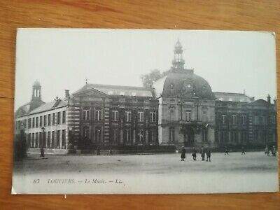 Cpa - Louviers -Le Musee 1907