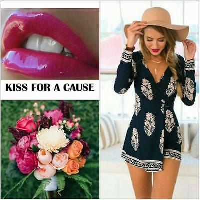 SeneGence LipSense Kiss for a Cause Color-***NEW SEALED AUTHENTIC***Last one
