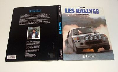 Peugeot 205 Turbo 16 Gr.B Les Rallyes Book Rally Audi Lancia 1985 Sport Top Buch