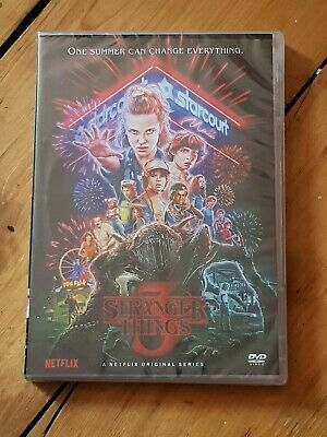 Stranger Things The Complete Season 3 DVD New and sealed