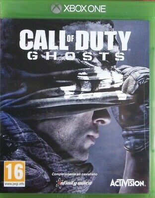 CALL OF DUTY GHOSTS - Microsoft Xbox ONE ~16+ Brand New & Sealed
