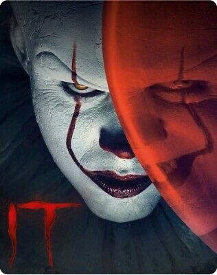 IT Chapter One 4K Ultra HD Steelbook & Blu-ray New With Free Delivery!