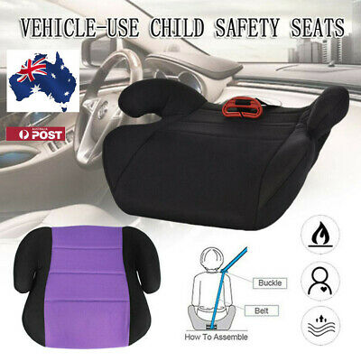 Car Seat Chair Cushion Pad Booster For Children Toddler Kids Baby Sturdy AU