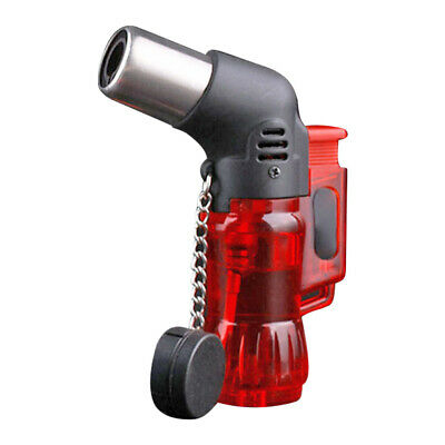 Butane Jet Torch Cigarette Windproof Lighter Random Colors Fire Ignition Burner*