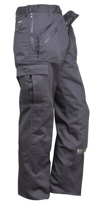 743 Black Action Trouser Tall W46 S887BKT46 Portwest Genuine Top Quality Product