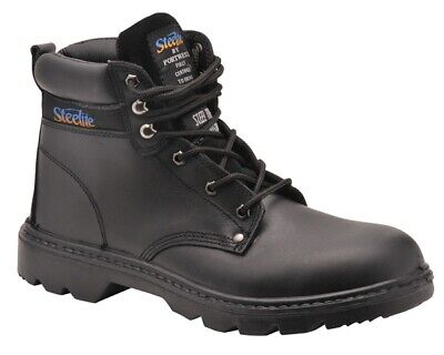 937 Black Thor Safety Boots Uk6 FW11BKR39 Portwest Genuine Top Quality Product