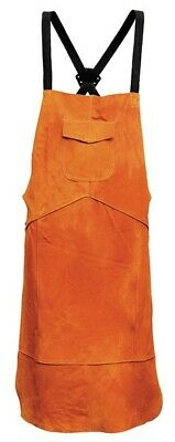 057 Leather Welding Apron SW10TAR Portwest Genuine Top Quality Product New