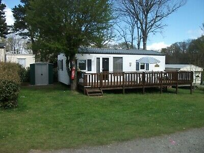 Caravan In France Mobile Home Holiday Aug 10Th-24Th 2019 At Camping Quin Quis