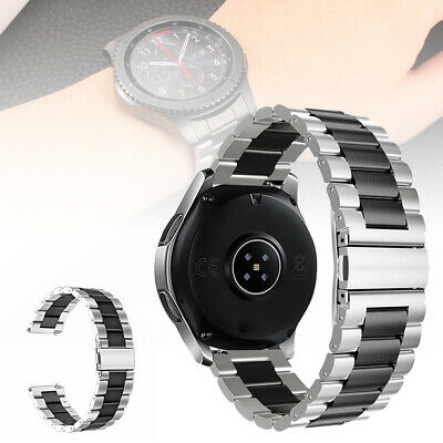 Band Bracelet de montre INOX 46mm Pour Samsung Galaxy Watch Avec outil raw ear