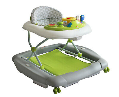 Baby Walker with Rocker  Babyco-Music, Lights, Auto sounds