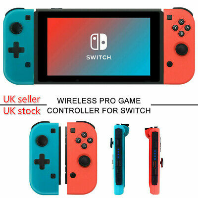 Wireless Pro Joy-Con Game Controller Nintendo Switch Console Gamepad Joypad UK
