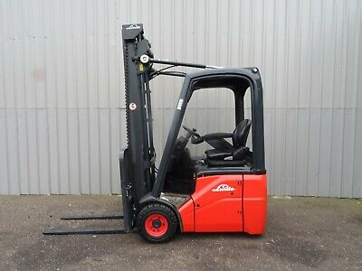Linde E12 Used Electric Forklift Truck. (#2504)