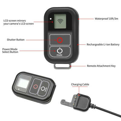 Key Ring Remote Controller Wear-resistant Waterproof Charge High Quality