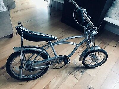 Schwinn Stingray Krate Gray Ghost 2004