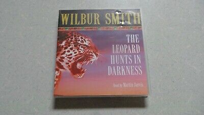 Wilbur Smith The Leopard Hunts In Darkness Cd Audio Book