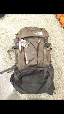 Details about The North Face Terra 35 backpack Green Adult