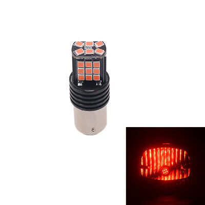 24 Lamp Beads Car Motorcycle Tail Stop Brake Light Constantly Bright Strobe
