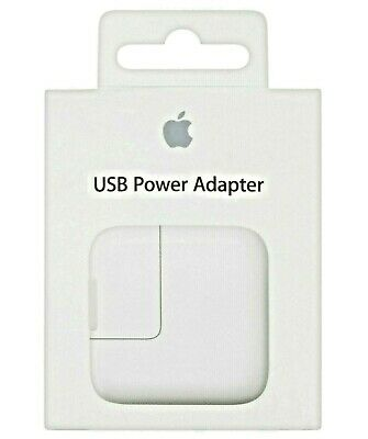 Apple Oem Original Genuine 12W Usb Power Adapter | Wall Charger | *Fast Charge*
