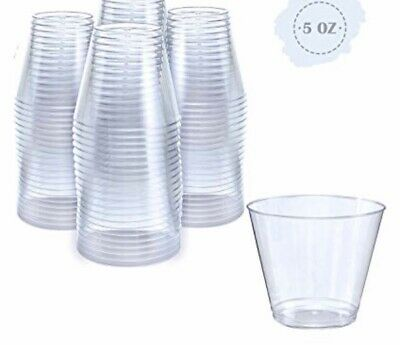 5 Oz Plastic Disposable Cup 99 Pieces