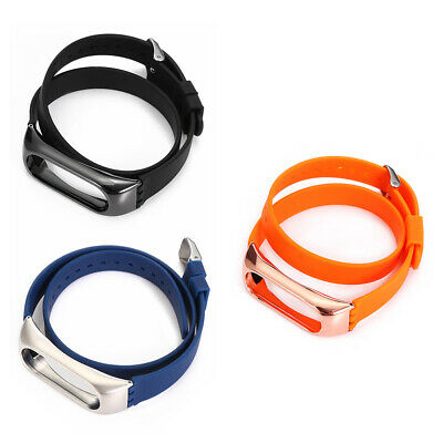 TPE Long Wristband Replacement Wrist Strap 2 Laps For Xiaomi Mi 2 Band Brac M4W2