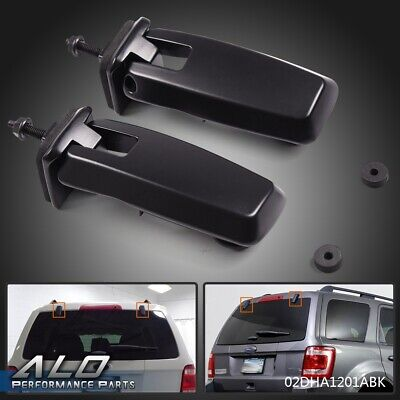 RH&LH Rear Window Lift Gate Glass Hinge Kit For 2008-2012 Ford Escape Mariner