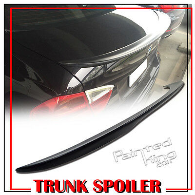 PKUK For BMW E90 3-SERIES 4DR SALOON P TYPE REAR TRUNK BOOT SPOILER WING 325i