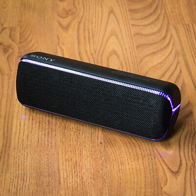 Sony SRS-XB32 Extra Bass Portable Bluetooth Speaker - Black