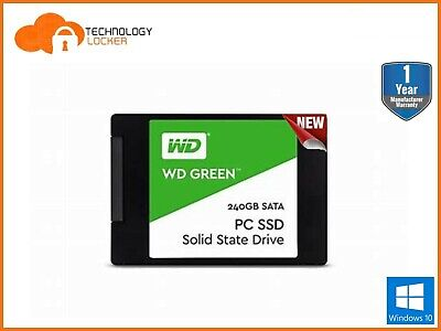 Upgrade Option WD 240GB SATA SSD Hard Drive