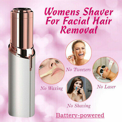 Flawless Skin Hair Remover Lipstick Face Facial Finishing Touch Epilator *New*