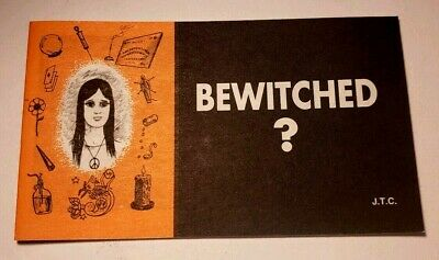 VINTAGE NOS CHICK TRACT Bewitched? 2000 Jack Chick Publications