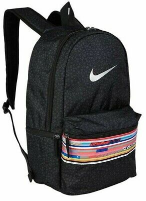 Nike CR7 Ronaldo Junior Sports Back pack Ruc Sac Backpack Black & Crimson Red Bags Clothes, Shoes & Accessories