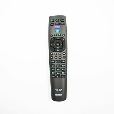 BT Youview Set Top Box Remote For BT DTR-T4000 Ultra HD 4K Humax T1000 / T1010
