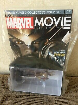 Marvel Movie Collection #27 Heimdall Figurine (Thor The Dark World) Eagle