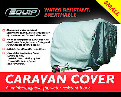 Caravan Cover Sml EQ1149 Equip Genuine Top Quality Product New