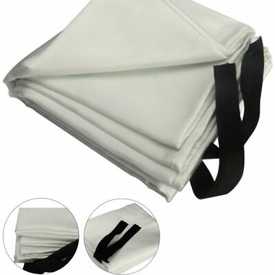 UK welding blanket 1.2m*1.8m glass fibre anti Fire coated fire spark blanket