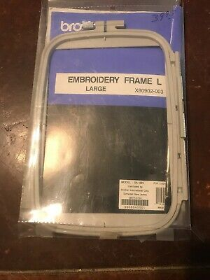 Brother Embroidery Frame Size Large Model #sa-423