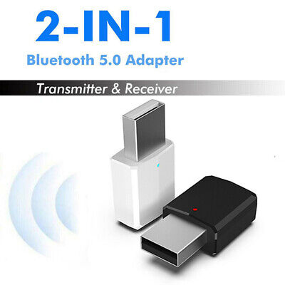 3.5mm Wireless USB Mini Bluetooth5.0 Aux Stereo Audio Music Car Adapter ReceiveS