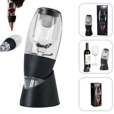 Red Wine Aerator Filter Magic Decanter Pourer Essential Aerating Air Hopper ng20