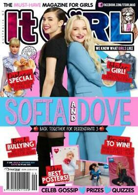 It Girl Sofia & Dove With Necklace Issue 86 September 2019 Magazine W36