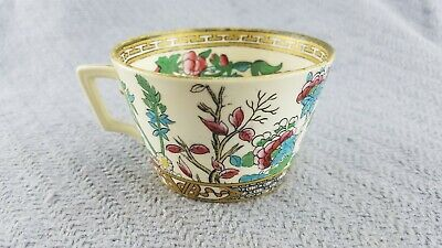 Antique Hand Painted tea cup. 2 inch tall by 4 inch long